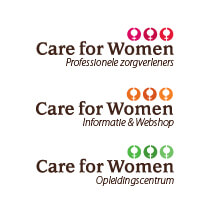 care for women logo's